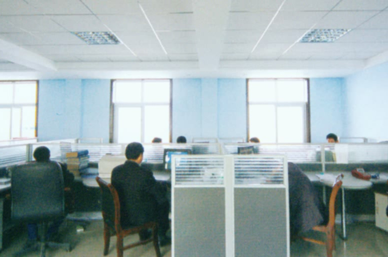 技术部办公环境