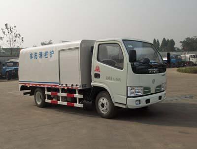 SGZ5080GQXDFA4型护栏清洗车