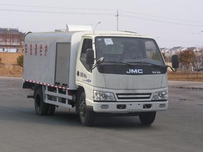 SGZ5060GQXJX4型护栏清洗车