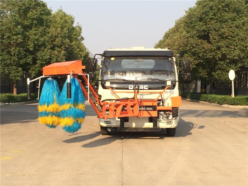 护栏清洗车,城市护栏清洗车,护栏清洗车使用说明