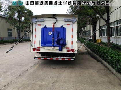 江铃N800洗扫车图片