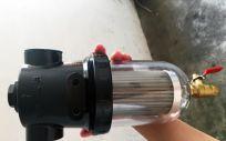 水过滤器清洗视频演示