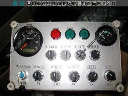 重汽T5G国五吸尘车图片