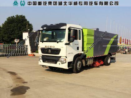 重汽T5G大型扫地车