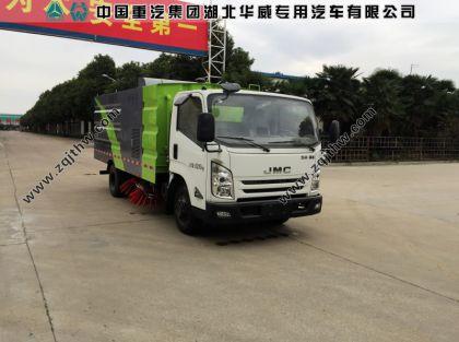 江铃凯锐N800扫路车(国五8立方)