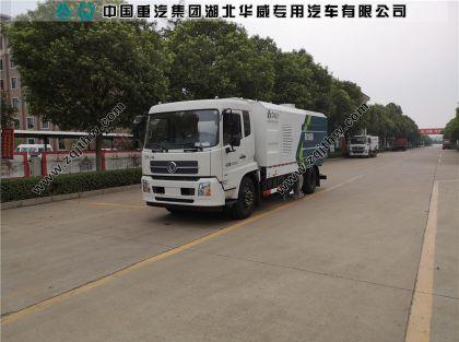 东风天锦大型吸尘车厂家